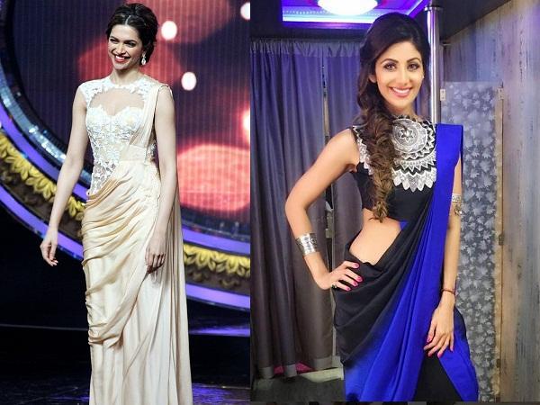 Bollywood Innovative Sarees