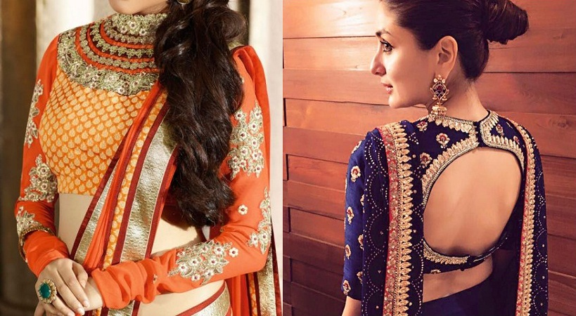 Different Designs Of Blouse