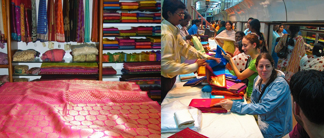 Banarsi Saree Market