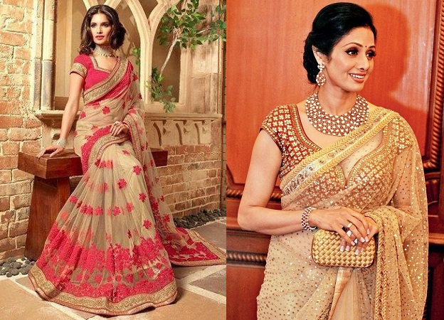 Designer Saree For  Functions And Festivals