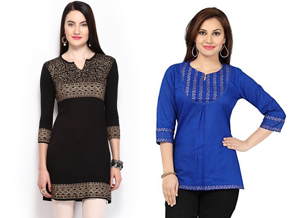 Simple Low Price Kurtis