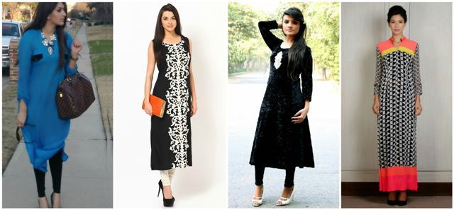 kurti-leggings-for-indian-women