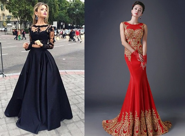 Long Length Gowns
