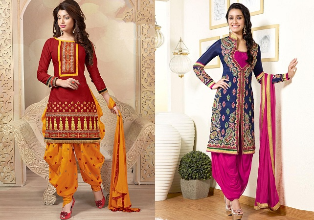 Punjabi Suits Pattern