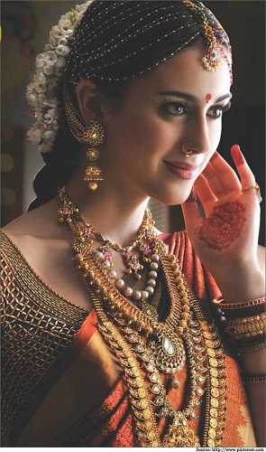 South Indian Bridal Jewellery Fashionbuzzer Com