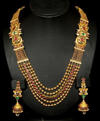 anitque-jewellery-set