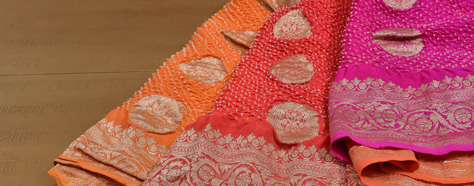 bandhani-sarees-collection