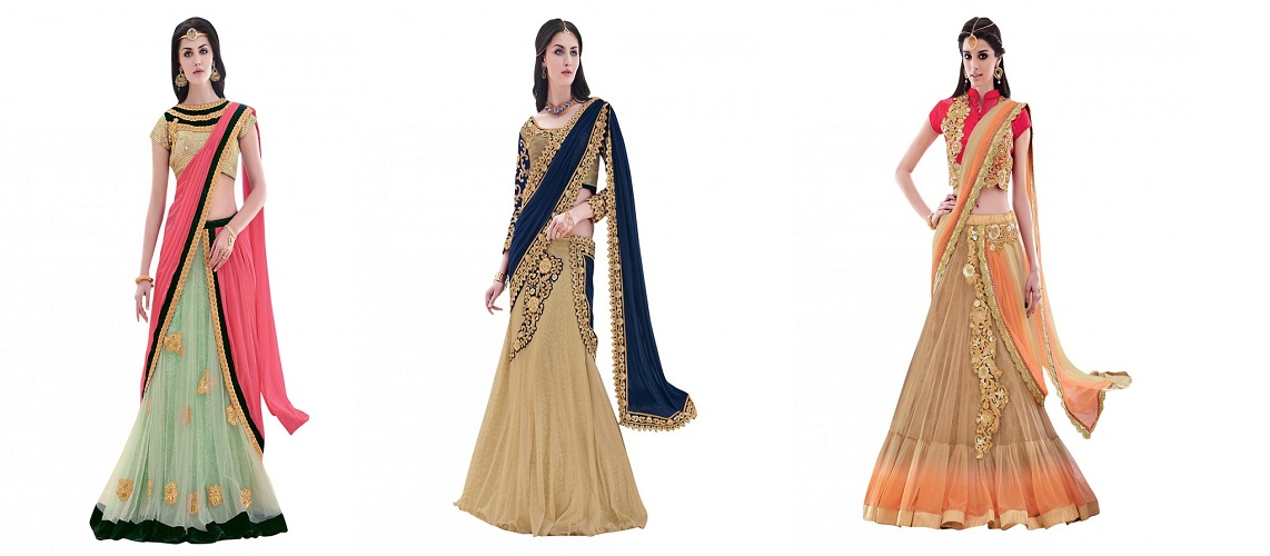 blouse-designs-for-half-sarees