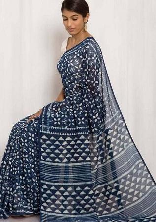 Printed Sarees Pattern