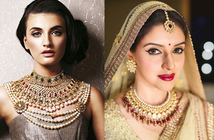 Rajput Style Wedding Jewellery