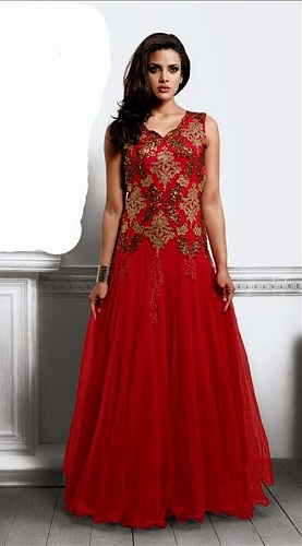 embroidery-indo-western-gown