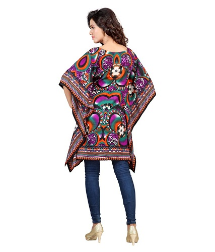 multicolor-poly-crepe-printed-kaftan