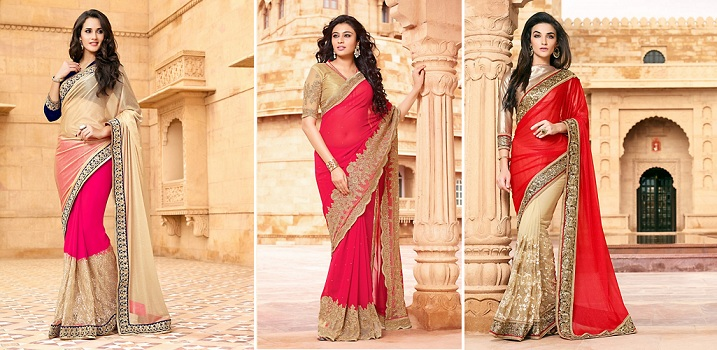 navel-sarees-collection