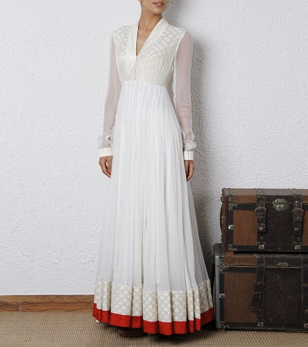 white-chanderi-chiffon-anarkali-gown