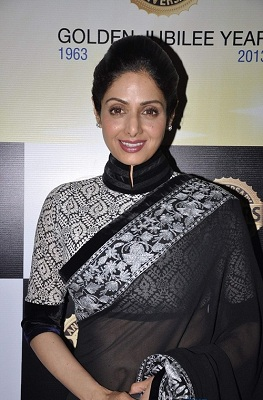 sridevi-in-printed-blouse