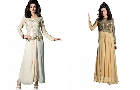 Gown Styled Kurtis