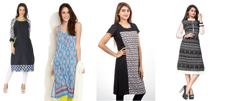 Different Sleeves For Aztec Kurtis