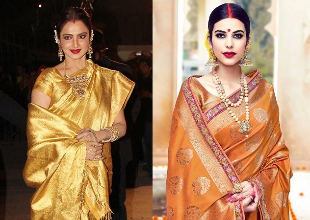 Kanjeevaram Silk Sari