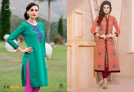 comfortable cotton kurtis for daily wear