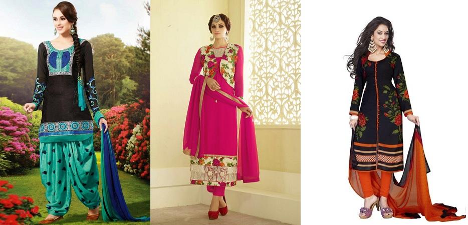 different-salwar-styles