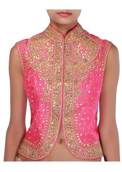 jacket-blouse