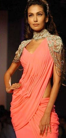 Cape Saree