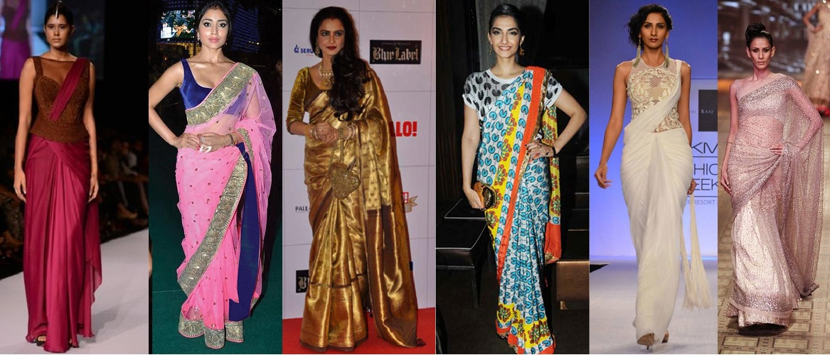 Designer Sarees For Diwali