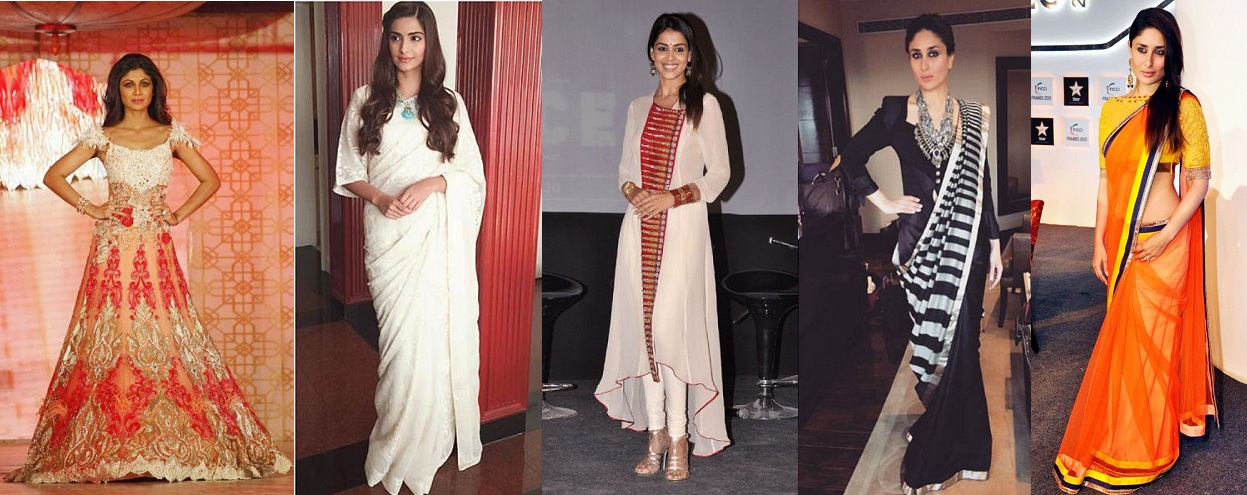 Different Styles For Ethnic Wear Online