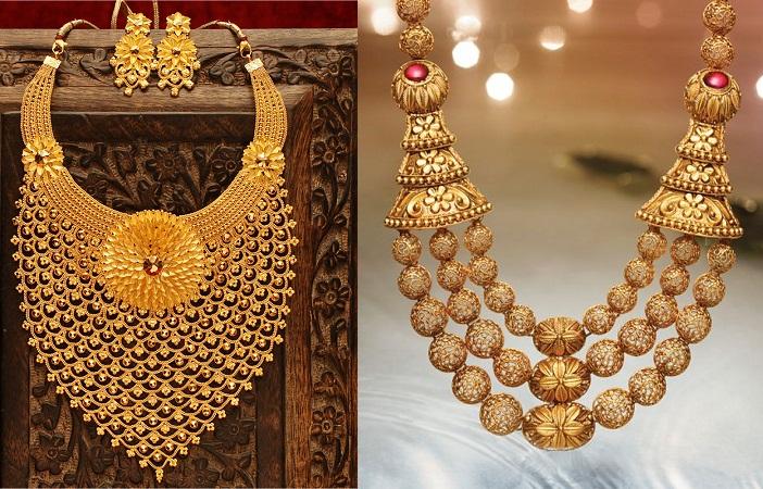 Gold jewellerys