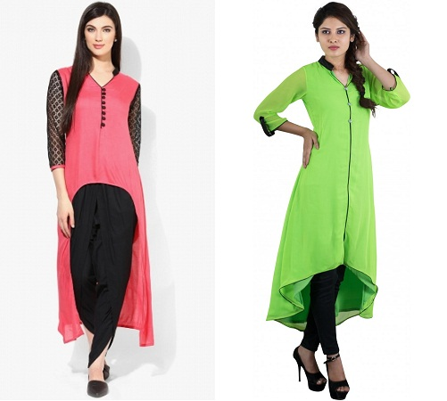 High Low Kurti