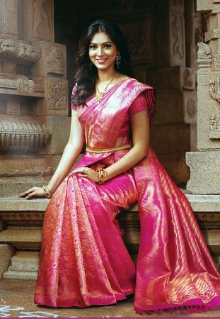 Kancheepuram Silk Saris