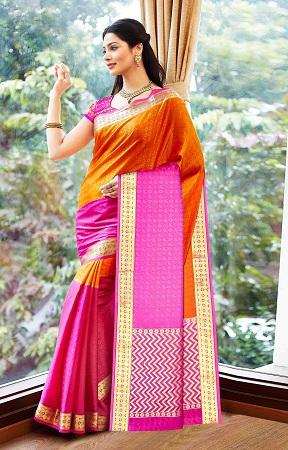 Mysore Silk Sari
