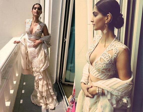 Sonam Kapoor In Cannes 2015