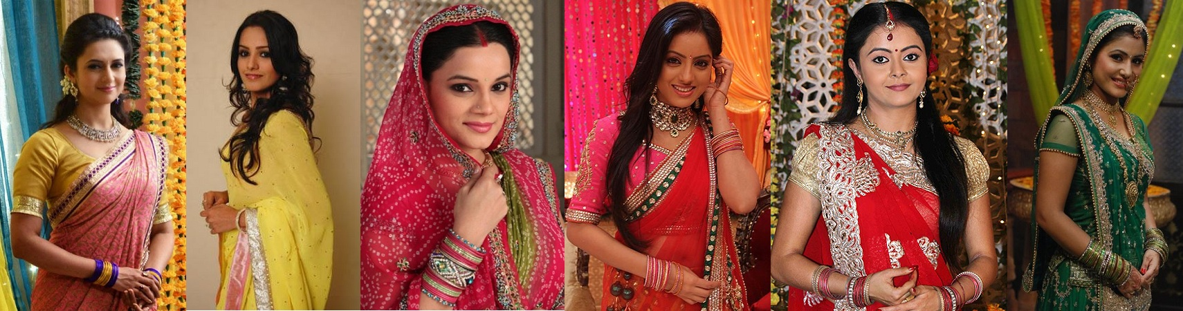 Star Plus Serial Sarees