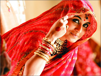 Traditional Rajashtani Look For Woman