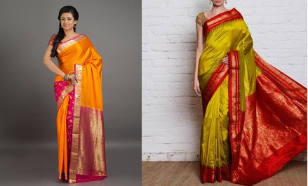Traditional Sarees For Kannad woman