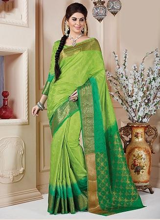 Tussar Silk Saris