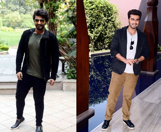 Arjun Kapoor Casual Look