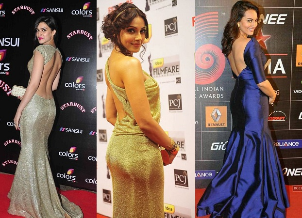 Best Backless Gowns