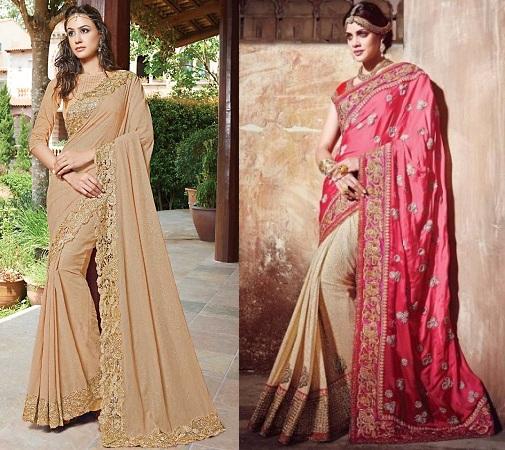 Bridal Shimmer Sarees