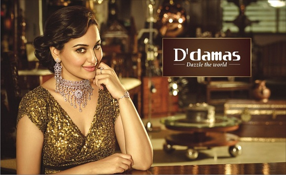 D'Damas Diamond Jewellery Brand
