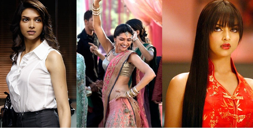 Deepika Padukone Different Styles