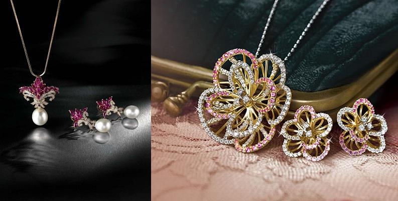 Different Diamond Jewellery Style