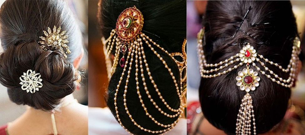 Hair broaches For Wedding