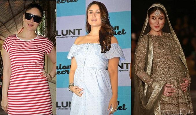 Kareena Kapoor Pregnancy Fashion