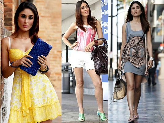 Kareena Kapoor in mismatch fashion