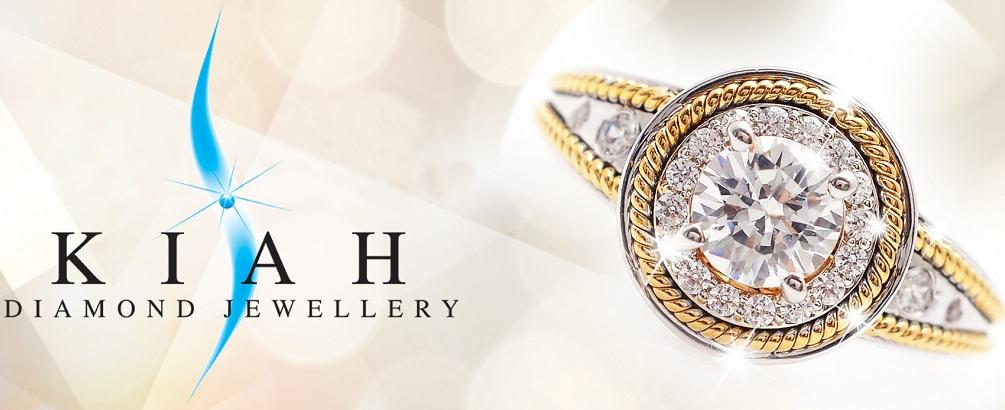 Kiah Diamond Jewellery Brand