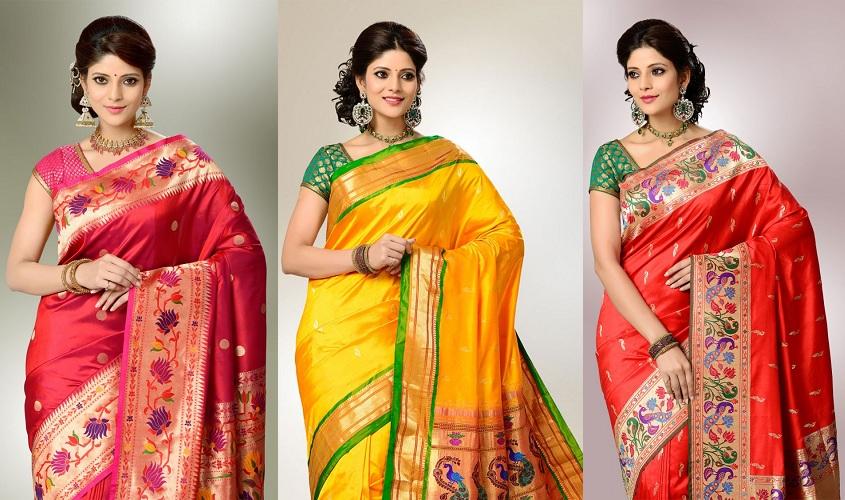 Paithani Sarees Online