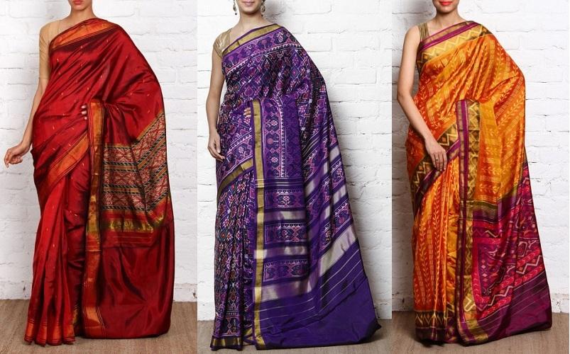 Patola Saree Collection