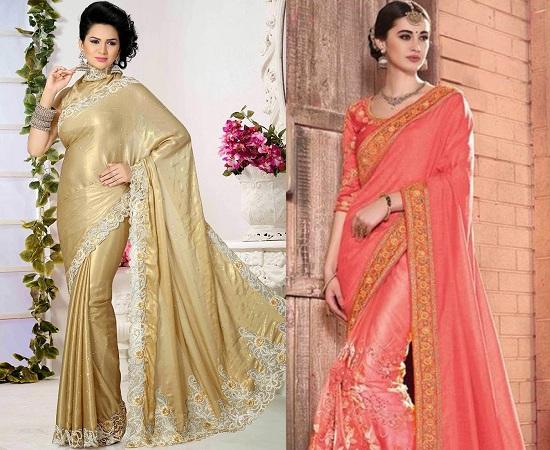 Shimmer Bridal Sarees